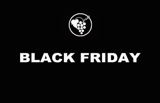 black friday bag in box vino